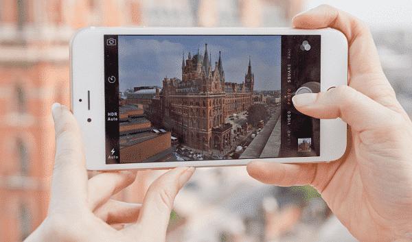 cara mematikan suara kamera iPhone jepang