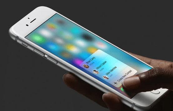 cara mengatur sensitif layar iphone 8