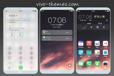 download tema iphone untuk vivo tembus semua aplikasi