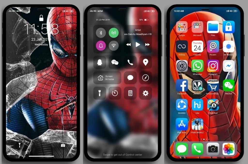 download tema iphone untuk xiaomi