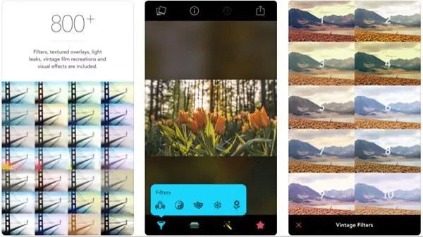 aplikasi edit foto iphone gratis