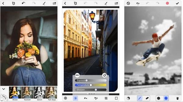 aplikasi edit foto iphone kekinian