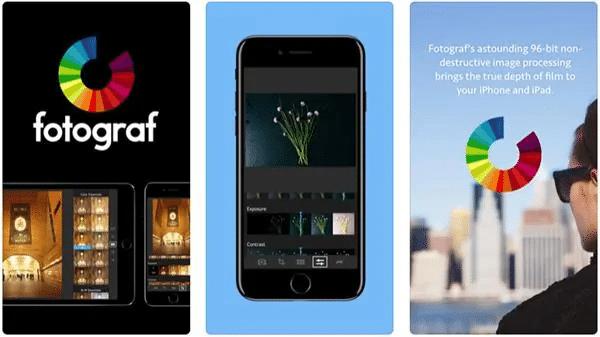 aplikasi edit foto iphone yang sering digunakan selebgram