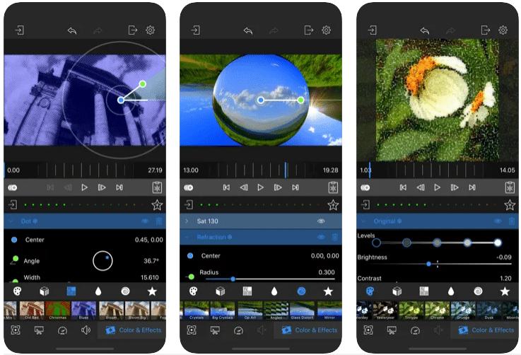 aplikasi edit video iphone no watermark