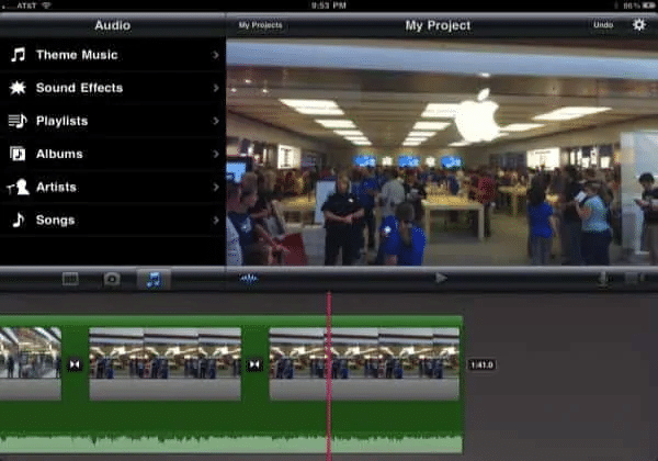 aplikasi edit video iphone tanpa watermark