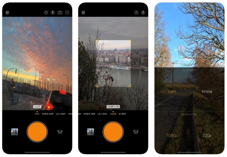 aplikasi kamera iphone 11 pro max