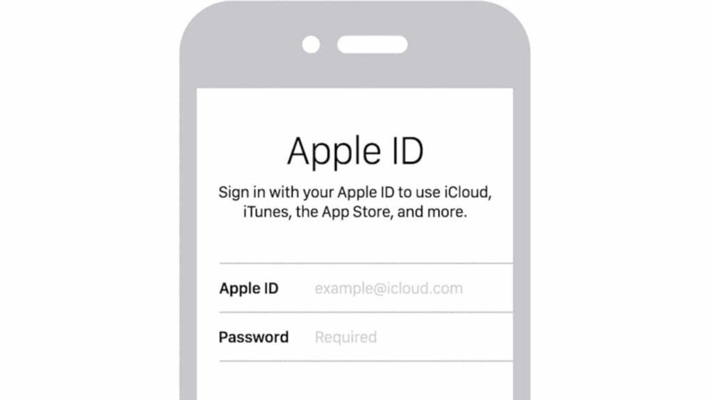 cara membuat id apple di android