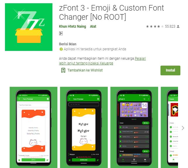 cara mengubah emoji android menjadi iPhone tanpa root