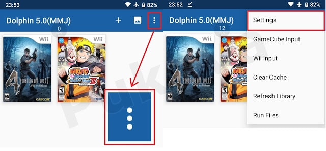 dolphin mmj github