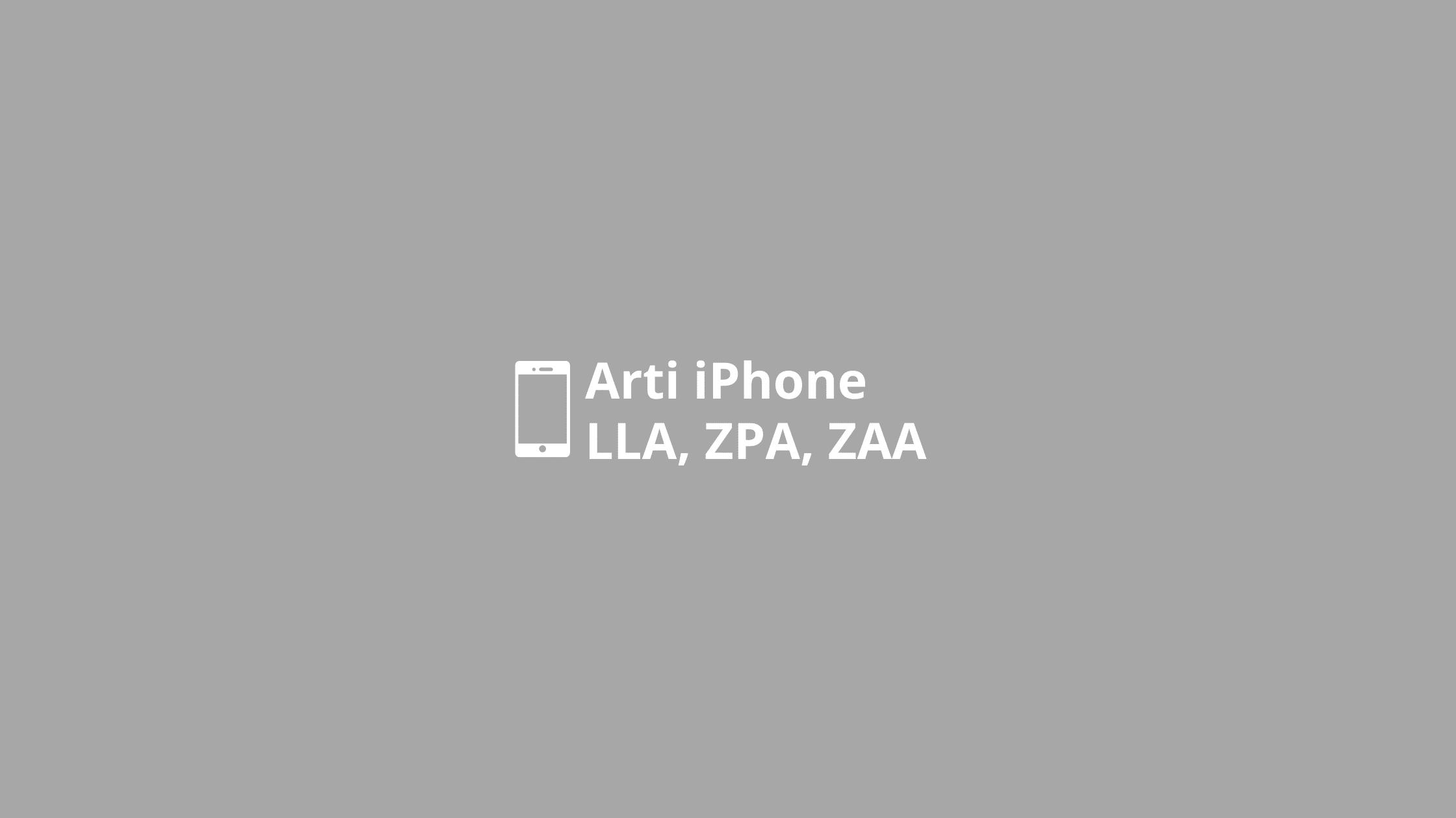 iphone lla
