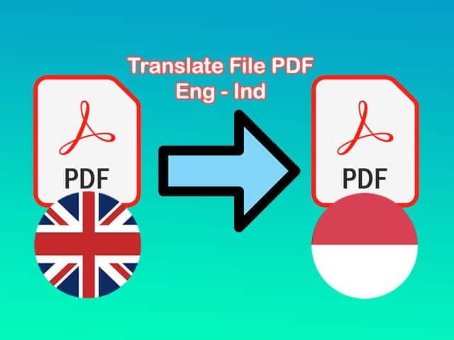 cara translate pdf di hp