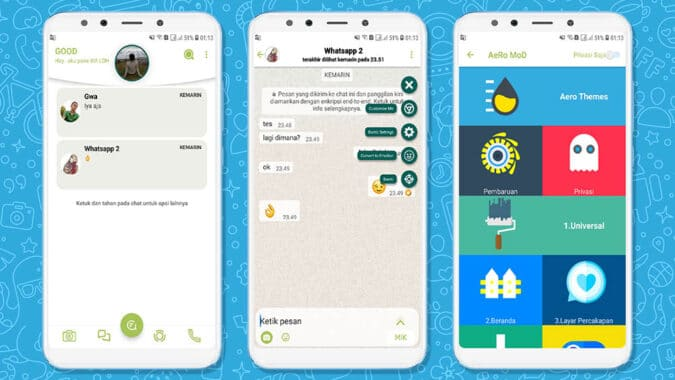 whatsapp aero versi terbaru