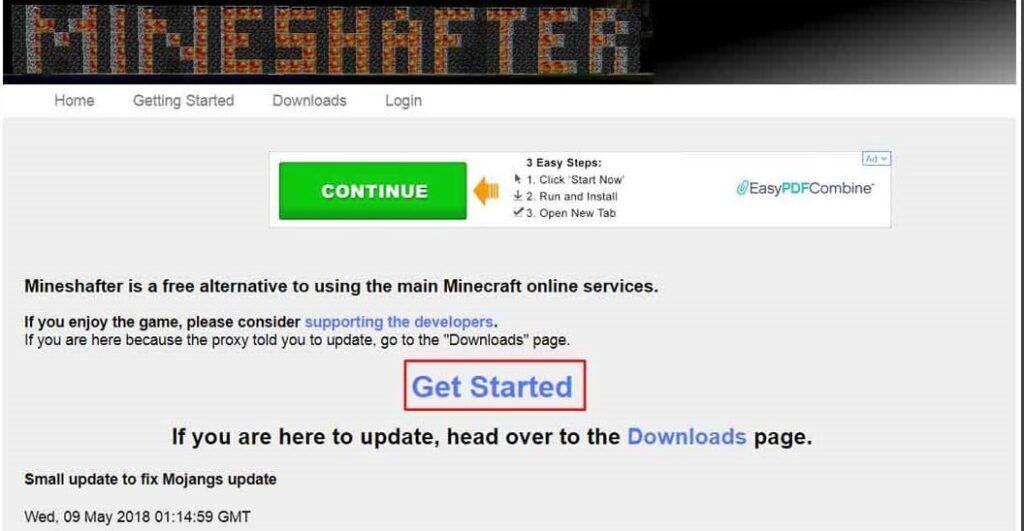 cara download minecraft gratis di hp