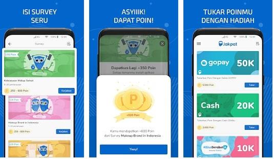 aplikasi penghasil uang tercepat 2021