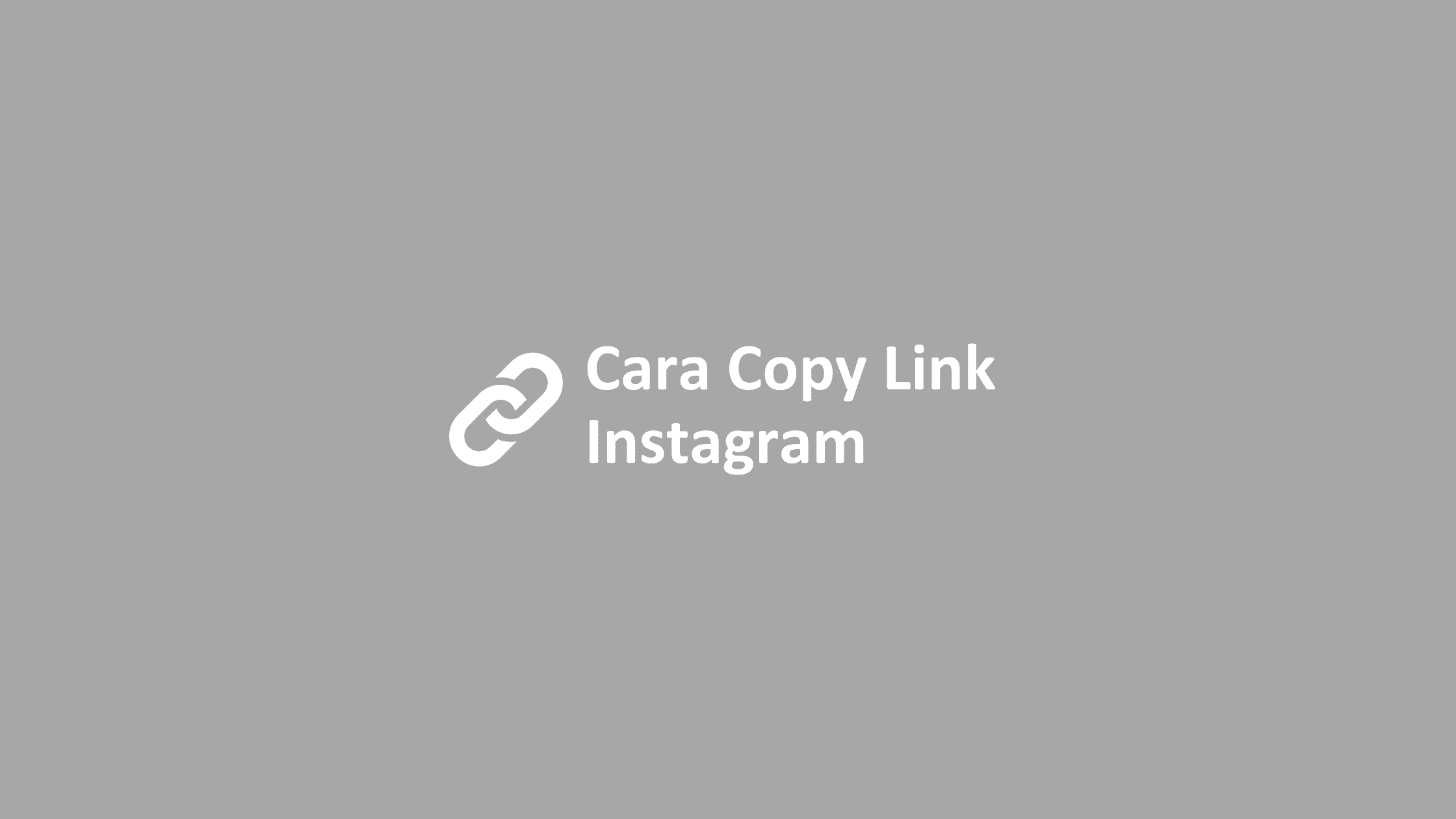 cara copy link instagram