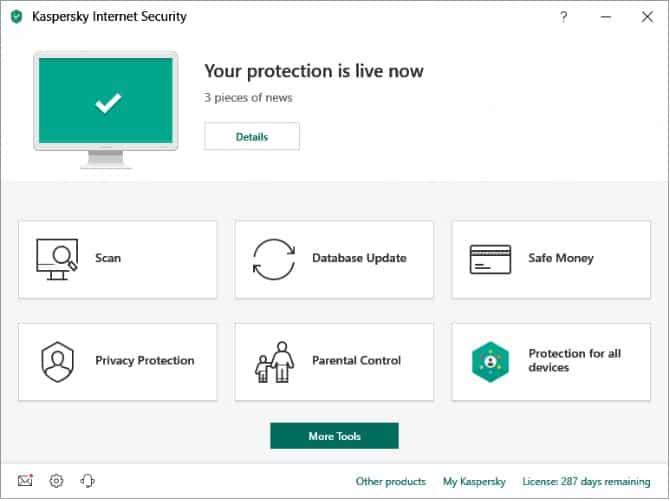 cara menghilangkan virus di laptop windows 10