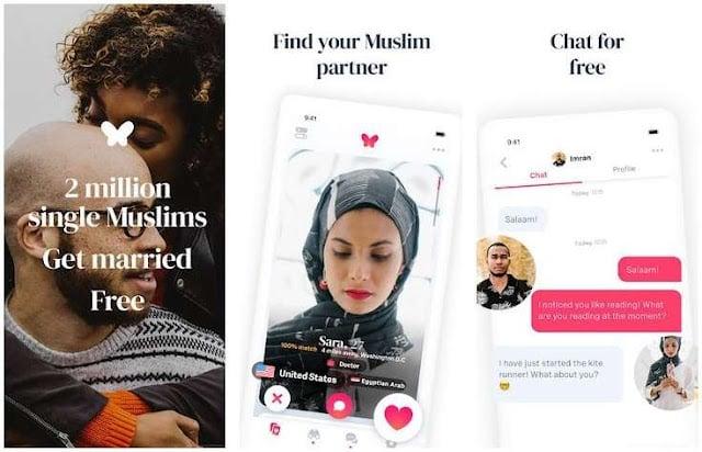aplikasi cari jodoh islami indonesia